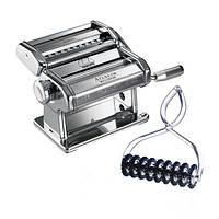 Marcato Atlas 150 Pastabike тісторозкаточна машина-машина для приготування домашньої локшини