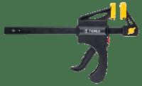 Струбцина TOPEX пружинная 150мм 12A515