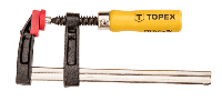 Струбцина F-образная TOPEX 12A128