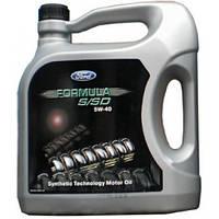 Ford Formula S/SD 5W-40 5л оригинальное моторное масло Форд 5w40 5л