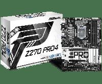 Материнская плата ASRock Z270 PRO4 (Z270_PRO4)