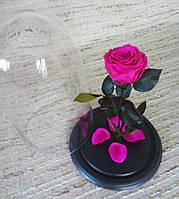 Малиновая Роза в Колбе малиновый родолит - Belle Rose
