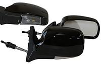 Зеркало с поворотом черное ЗБ 3107А , подойдет для ВАЗ 2107/ 2104/ 2105 (2 шт.)