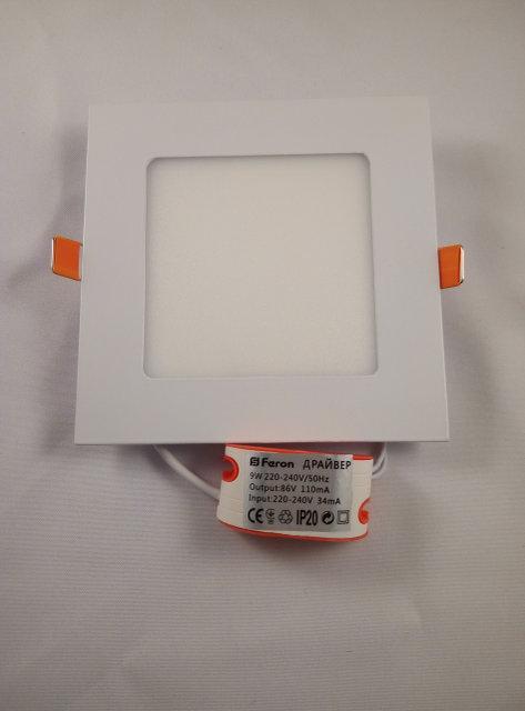 LED светильник Feron AL511 9w 4000K