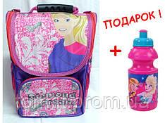 """Рюкзак школьный каркасный """"Barbie"""" 974704,  ТМ """"Smile"""""""