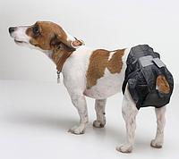Savic КОМФОРТ НАППИ (Comfort Nappy) памперсы для собак , 34-50 см.