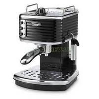 Кофеварка эспрессо Delonghi ECZ 351 BK