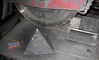 Шунгитовые пирамиды под заказ. Мастерская шунгита от 15*15 до 25*25 см., фото 1