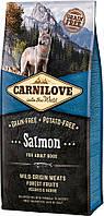 150826 Carnilove Dog Лосось, 1,5 кг