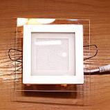 Светодиодная панель 6w Feron AL2111 6w 12LED 480Lm, фото 2