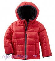OshKosh Куртка красная на мальчика Puffer Jacket 0-24