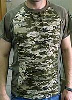Пиксельная футболка ВСУ