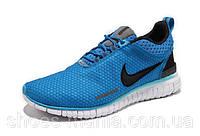 Женские кроссовки Nike Free OG синие