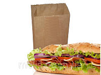 Пищевые пакеты со склада 250х150х45 мм, фото 1