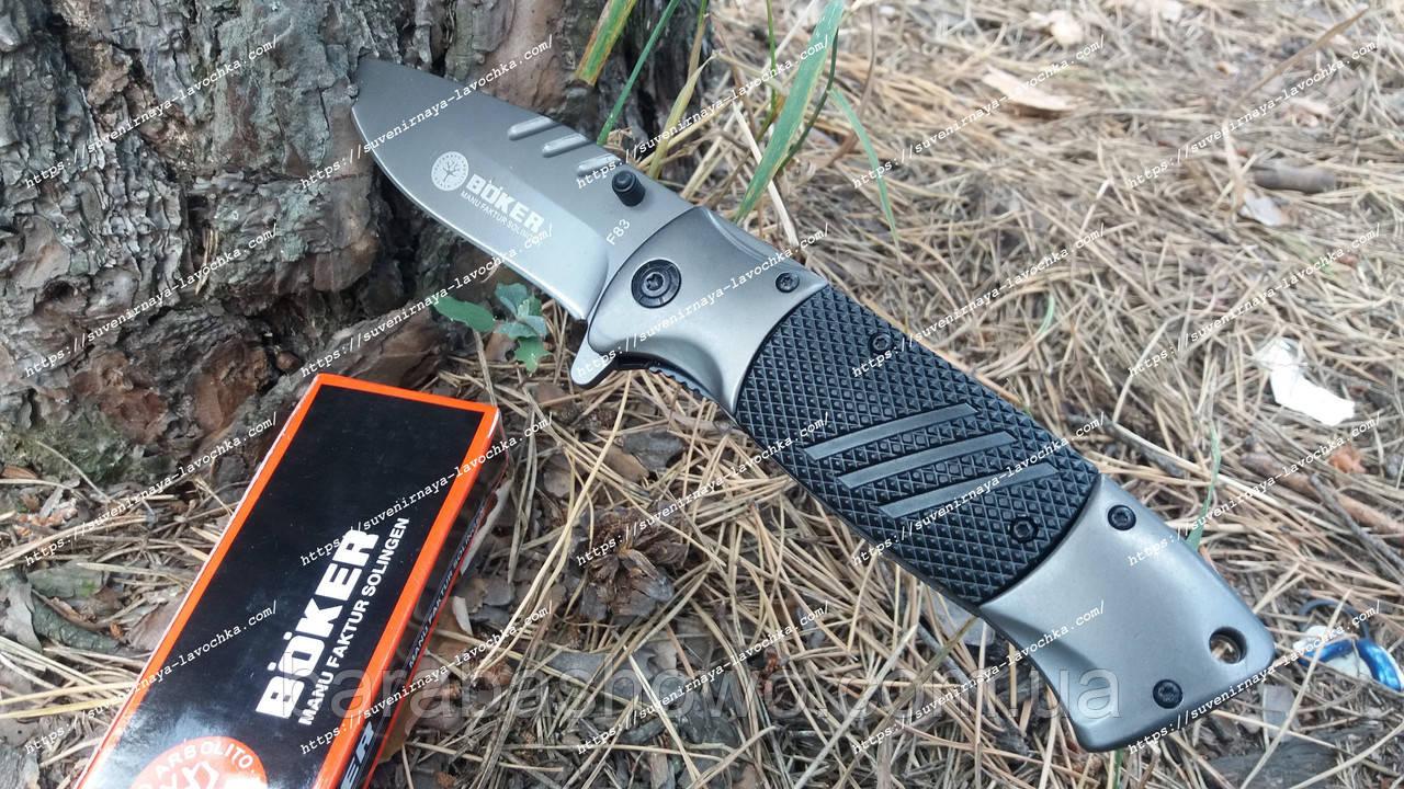 Нож складной Boker F83 Military