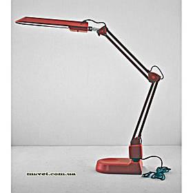 Настольная лампа «Трансформер» красная SH-2004 RD