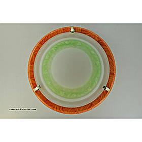 Светильник настенно-потолочный на две лампы P4-1733/2C WY A