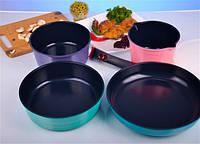 """Набор посуды из 7 предметов """"Здоровое питание"""""""