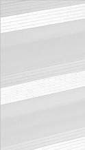 ZZ-1 белый (39 х 160 см) - рулонные шторы  Vidella ( Виделла) Zebra