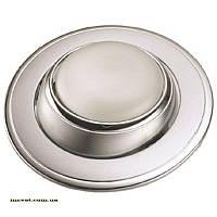 Точечный поворотный светильник R50 хром.мат-золото DELUX_DR50002R_R50 220V хр.мат-зол