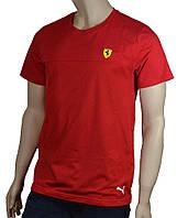 Футболка Puma  Ferrari (размер M)