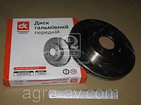 Диск тормозной (2110-3501070) ВАЗ 2110 передний R13 <ДК>