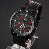 Спортивные часы GRAND TOURING F1 с силиконовым ремешком