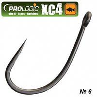 Карповый крючок Prologic Hook XC4 №6, 8 шт.