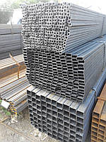 Труба профильная 100х100х4 квадратная стальная, фото 1