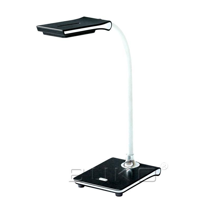Настольная лампа «Араваки» черная WT036 LED 5W BK USB