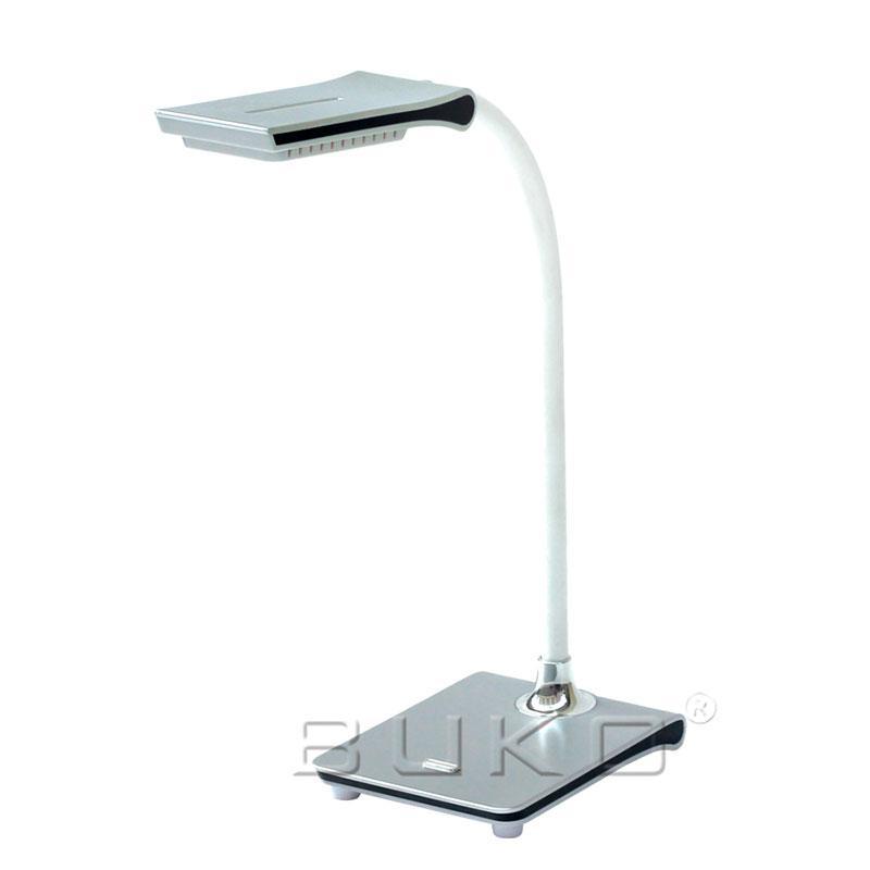 Настольная лампа «Араваки» серая WT036 LED 5W GR USB