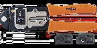 Клещи для обжима телефонных наконечников 4P, 6P, 8P, NEO  01-501
