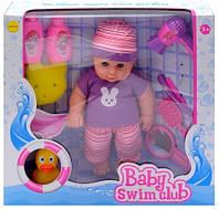 Пупс с аксессуарами Baby swit club 0912W-25