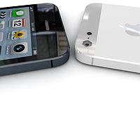 Китайский iPhone 5 на андроиде и 2-е SIM-карты (ВИДЕООБЗОР).
