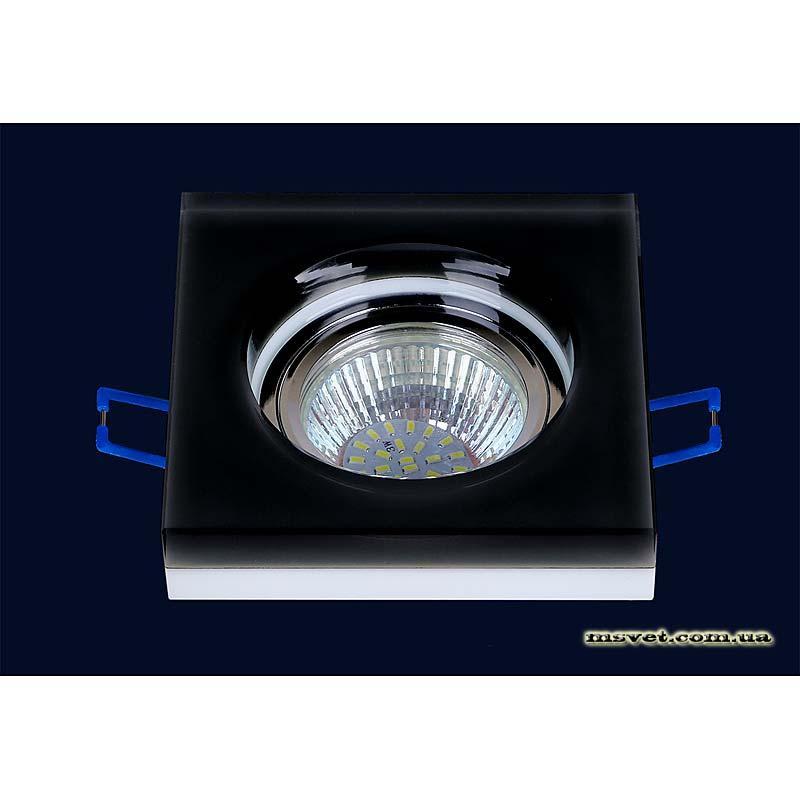 Точечный светильник черный LS-10928