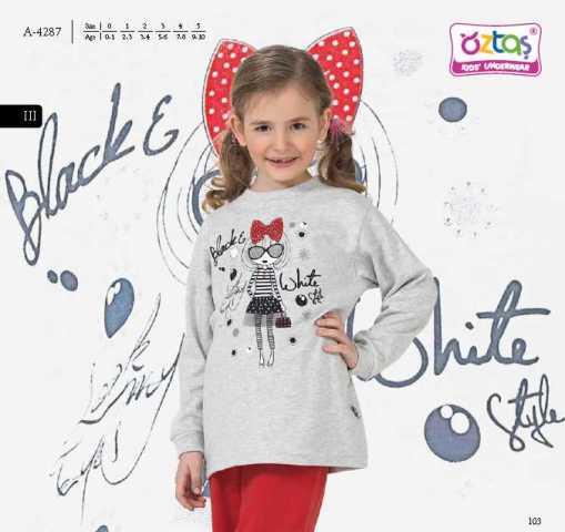Пижамы для девочек от 6 до 10 лет