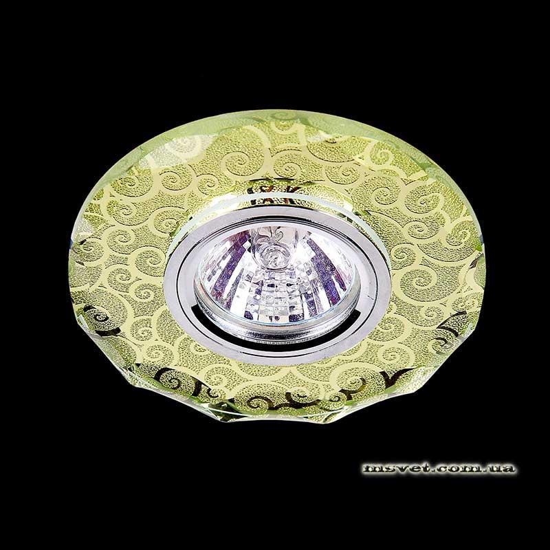 Точечный  светильник,золото LS-11339
