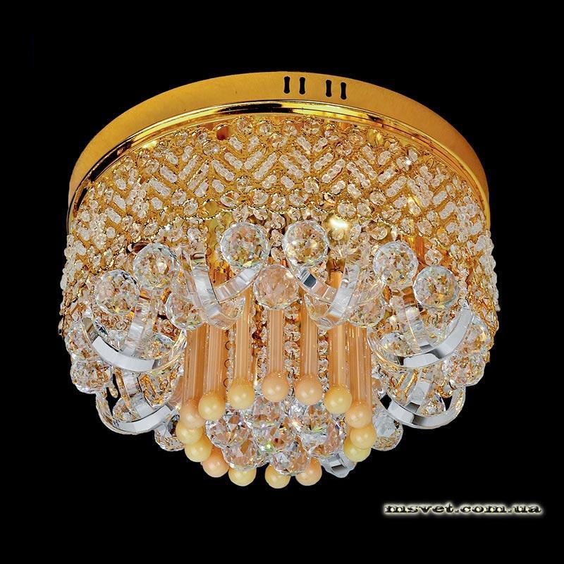 Люстра «Мелодия 5» золото LS-11397-5 GD