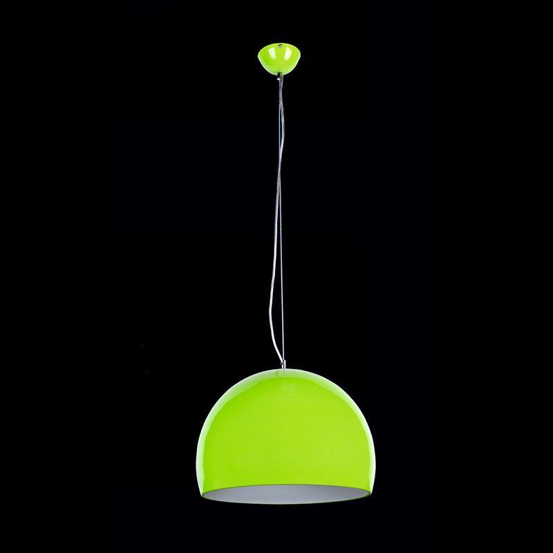 Люстра «Хельга 3» зеленая LS-11460-3 GREEN