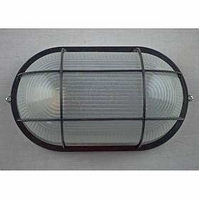 Светильник настенный MAGNUM MIF 022 100W, черный с решеткой св.настен_MAGNUM_MIF 022 100W E27_черный