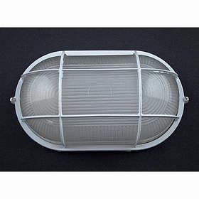Светильник настенный MAGNUM MIF 022 100W, белый с решеткой св.настен_MAGNUM_MIF 022 100W E27_белый