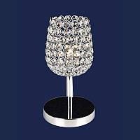 Настольная лампа «Валеска 1» хром LS-11504-1 CR