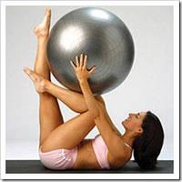 Мяч для фитнеса  фитбол , 55 см.