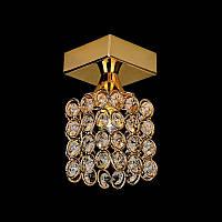 Светильник «Алмира 1» золото LS-11671-1 GD