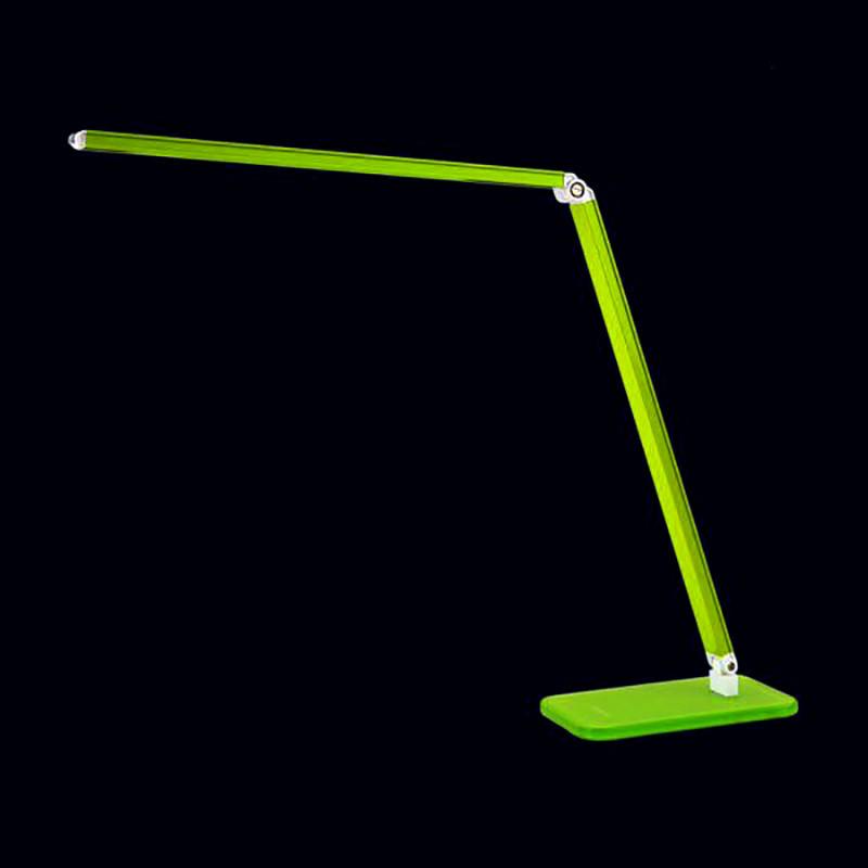 Настольная лампа «Шеридан» зеленая LS-11714 LED 4W GREEN