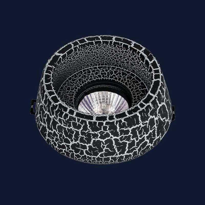 Встраиваемый точечный светильник LS-11779 CRAZE BK
