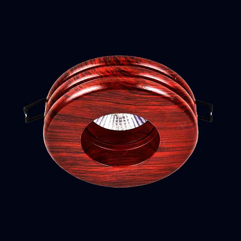 Встраиваемый точечный светильник LS-11763 RD-WOOD