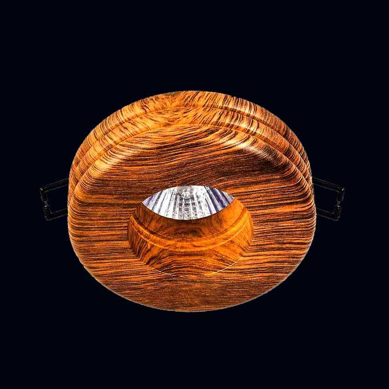 Встраиваемый точечный светильник LS-11763 YL-WOOD