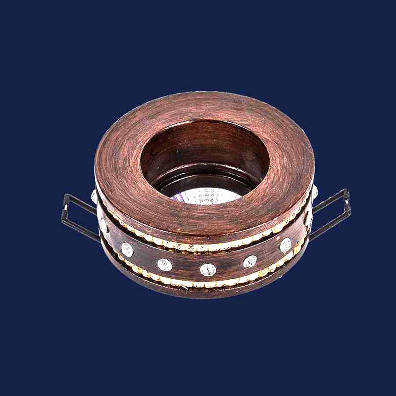 Встраиваемый точечный светильник LS-11772A WOOD
