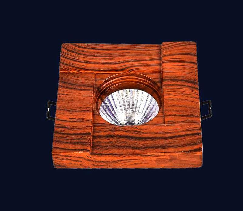 Встраиваемый точечный светильник LS-11767 LRD-WOOD